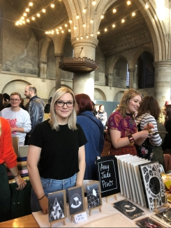 Girl Gang Leeds- Festive Arts Market (18 November 2019)