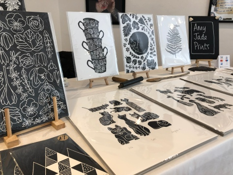 Spring Arts and Crafts- Inkwell Arts (24 March 2019)