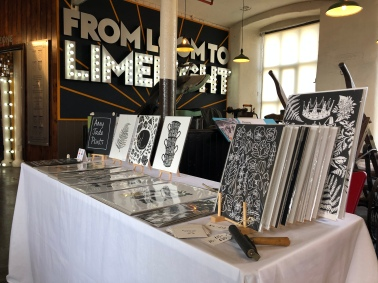 Armley Print Fest- Leeds Industrial Museum (31 March 2019)