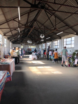 Seagulls Easter Market- Aire Place Mills (20 April 2019)